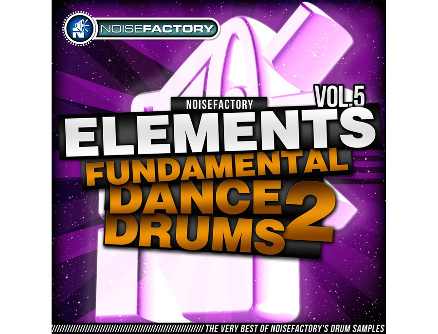 Noisefactory Elements Vol. 5 - Fundamental Dance Drums 2