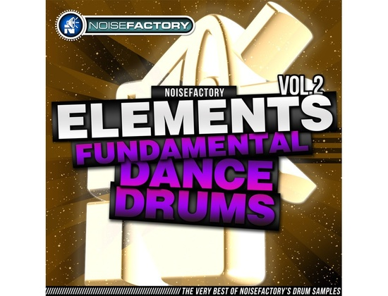 Noisefactory Elements Vol.2 - Fundamental Dance Drums