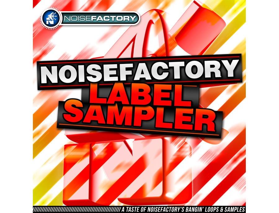 Noisefactory Label Sampler