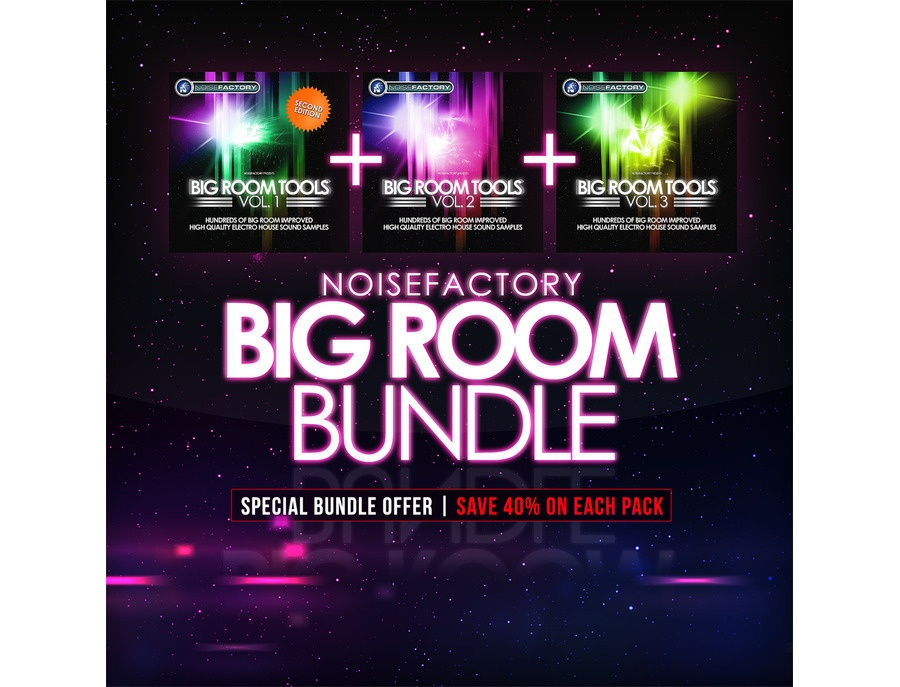 Noisefactory Big Room Bundle
