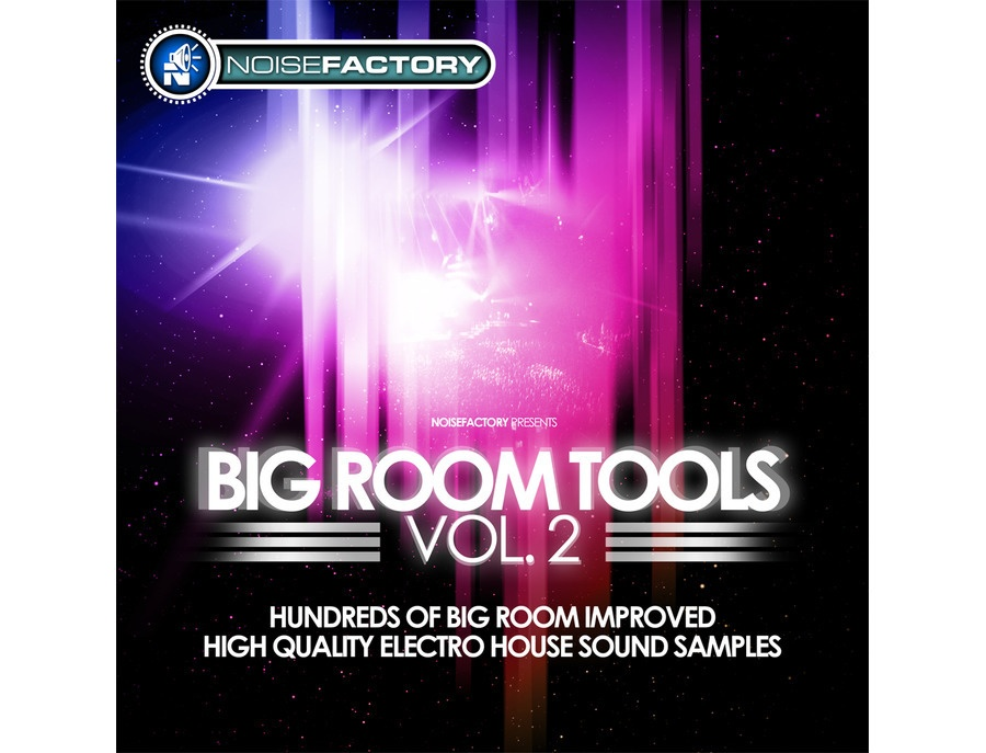 Noisefactory Big Room Tools Vol. 2