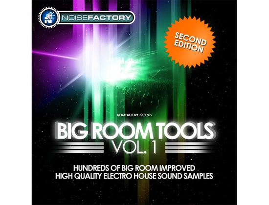 Noisefactory Big Room Tools Vol. 1 - Second Edition