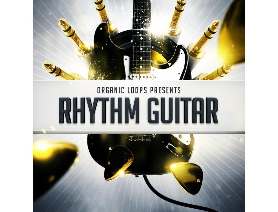 Organic Loops Rhythm Guitar