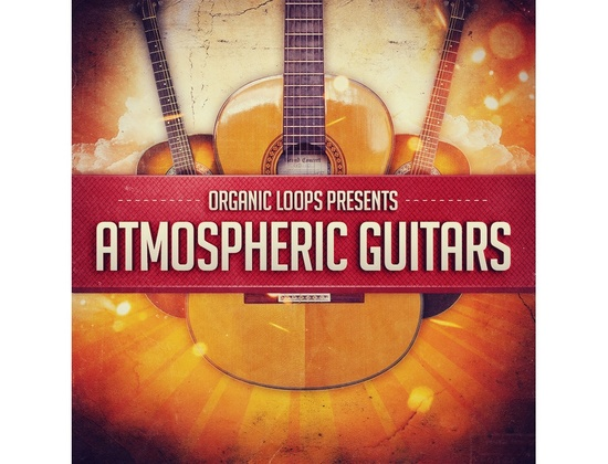 Organic Loops Atmospheric Guitars