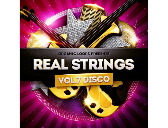 Organic Loops Real Strings Presents - Disco Strings Vol2