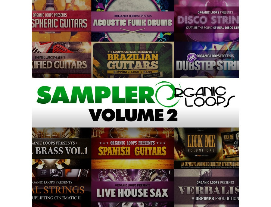 Organic Loops Label Sampler Vol2