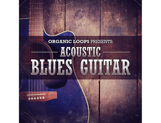 Organic Loops Acoustic Blues Guitar
