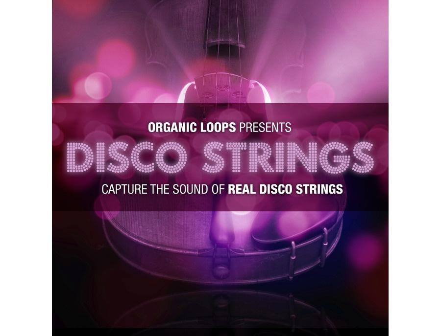 Organic Loops Disco Strings