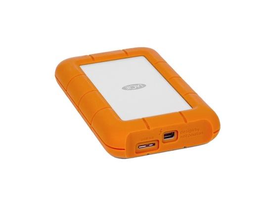 LaCie Rugged USB 3.0 Portable External Hard Drive