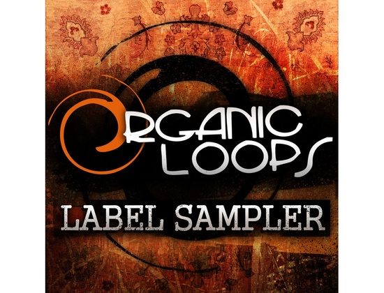 Organic Loops Label Sampler