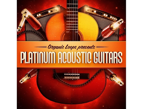 Organic Loops Platinum Acoustic Guitars