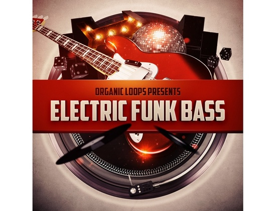Organic Loops Electric Funk Bass