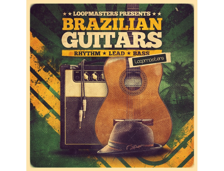 Organic Loops Brazilian Guitars