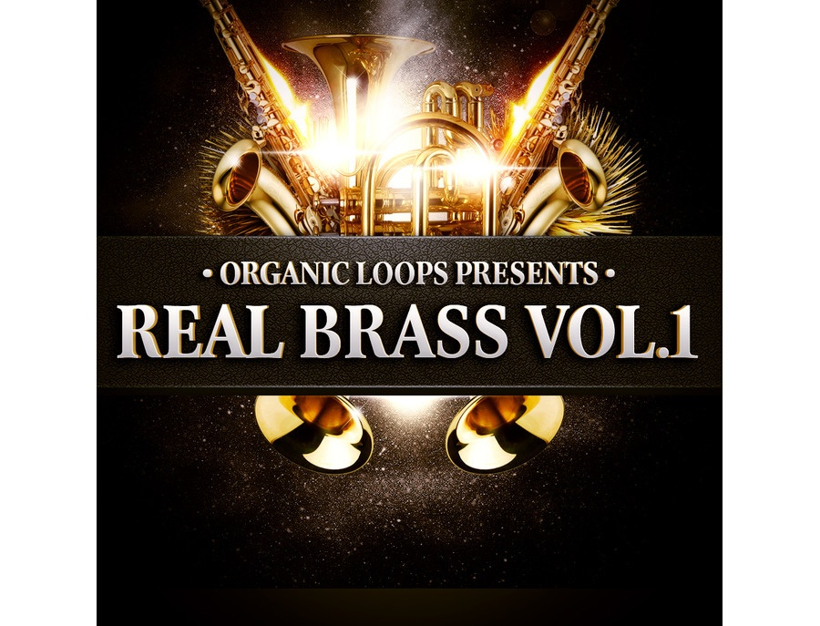 Organic Loops Presents Real Brass Vol. 1