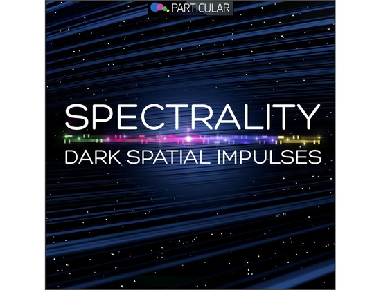 Particular Spectrality â?? Dark Spatial Impulses