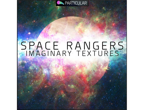 Particular Space Rangers - Imaginary Textures