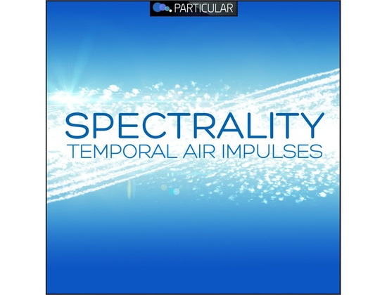 Particular Spectrality - Temporal Air Impulses