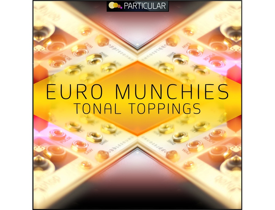 Particular Euro Munchies - Tonal Toppings
