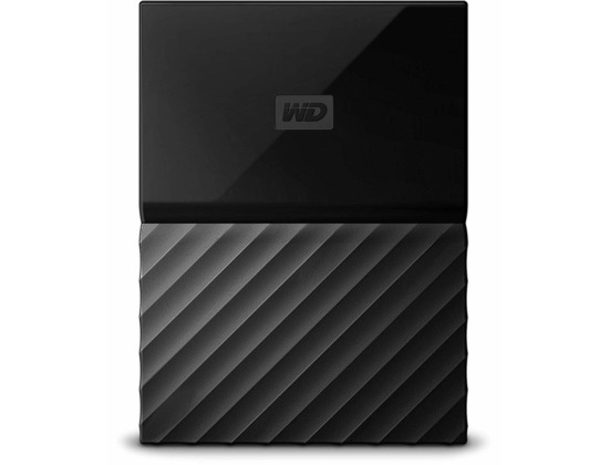Western Digital My Passport Portable USB 3.0 External Hard Drive