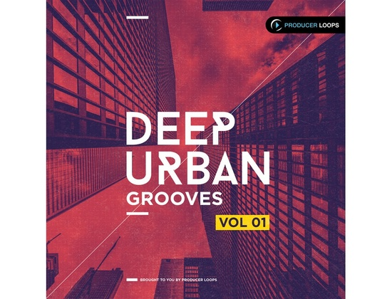 Producer Loops Deep Urban Grooves