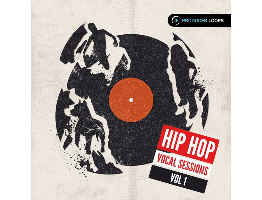 Producer Loops Hip Hop Vocal Sessions Vol. 1