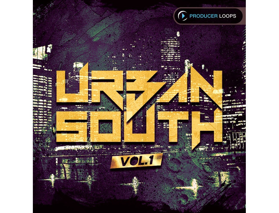 Producer Loops Urban South Vol. 1