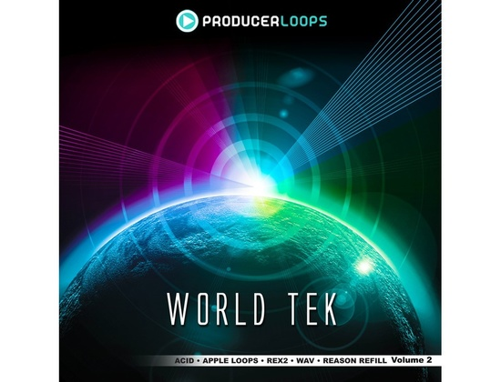 Producer Loops World Tek Volume 2