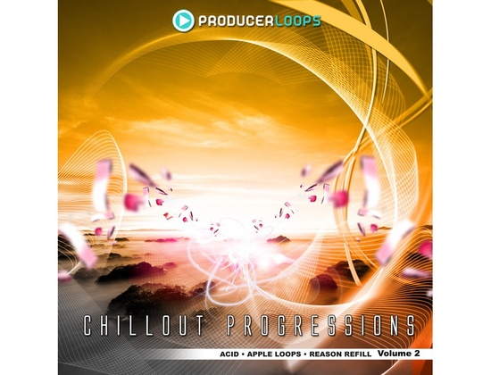 Producer Loops Chillout Progressions Vol. 2
