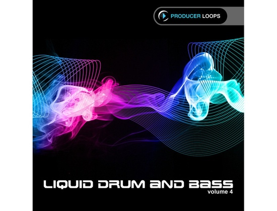 Producer Loops Liquid Drum & Bass Vol 4