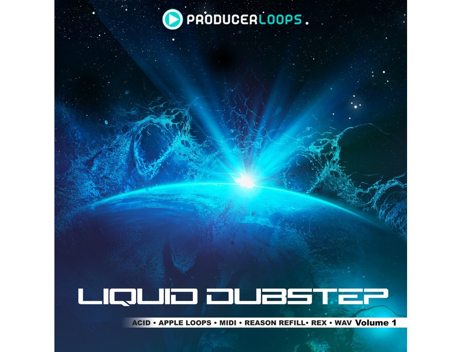 Producer Loops Liquid Dubstep Volume 1