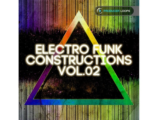 Producer Loops Electro Funk Constructions Vol. 2