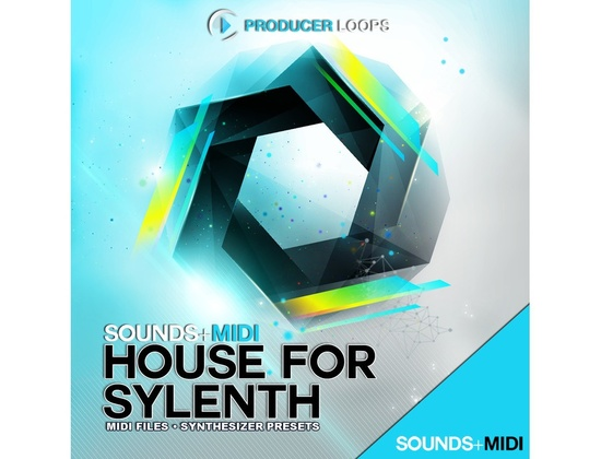 Producer Loops House for Sylenth