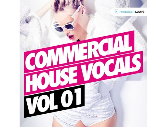 Producer Loops Commercial House Vocals Vol 1