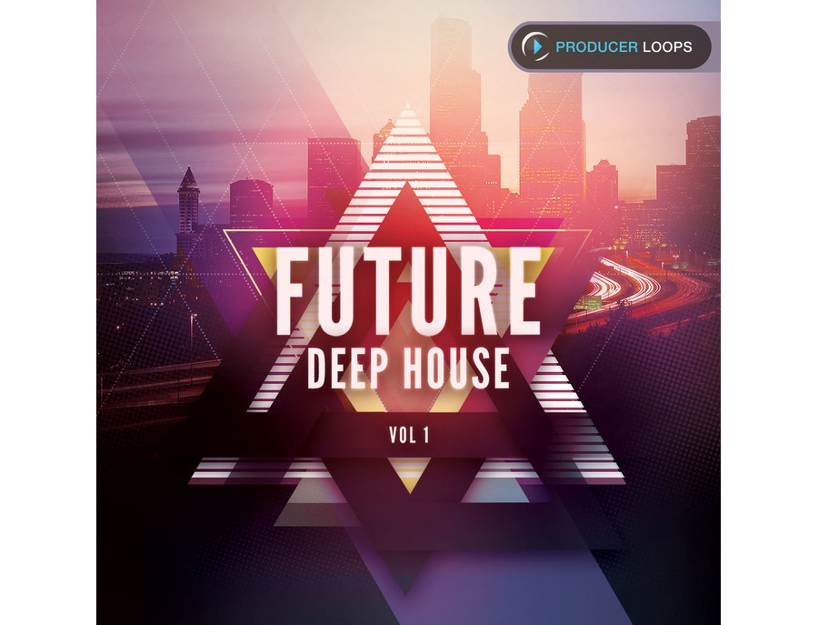 Producer Loops Future Deep House Vol 1
