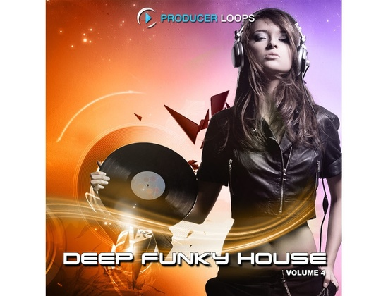 Producer Loops Deep Funky House Vol. 4