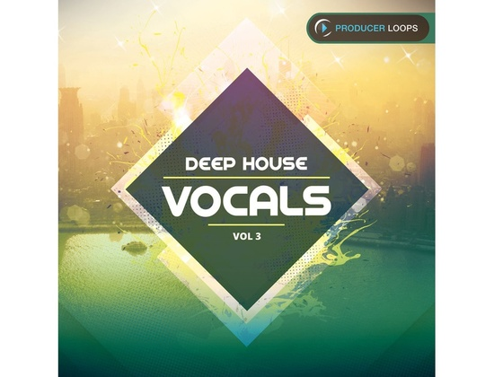 Producer Loops Deep House Vocals Vol. 3