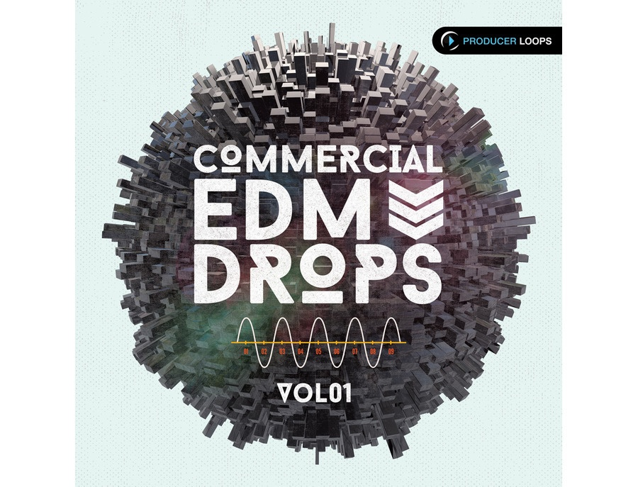 Producer Loops Commercial EDM Drops Vol. 1