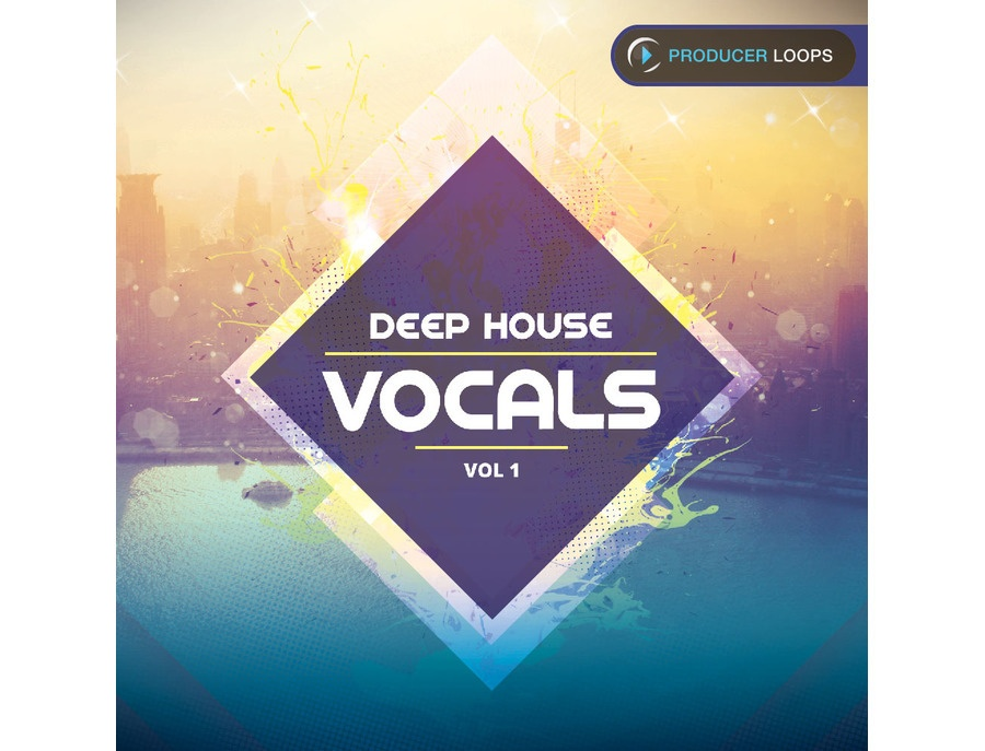 Producer Loops Deep House Vocals Vol.1
