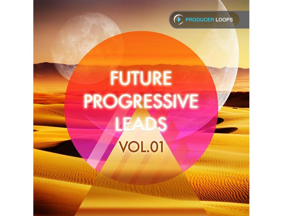 Producer Loops Future Progressive Leads Vol. 1