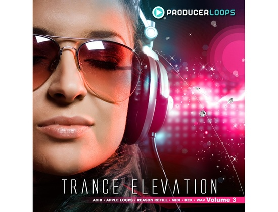 Producer Loops Trance Elevation Vol 3