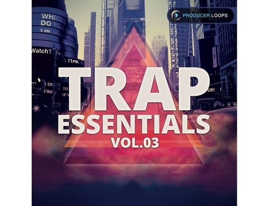 Producer Loops Trap Essentials Vol. 3