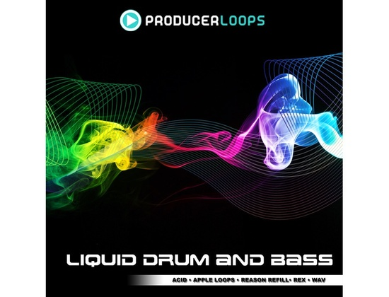 Producer Loops Liquid Drum & Bass Vol. 1