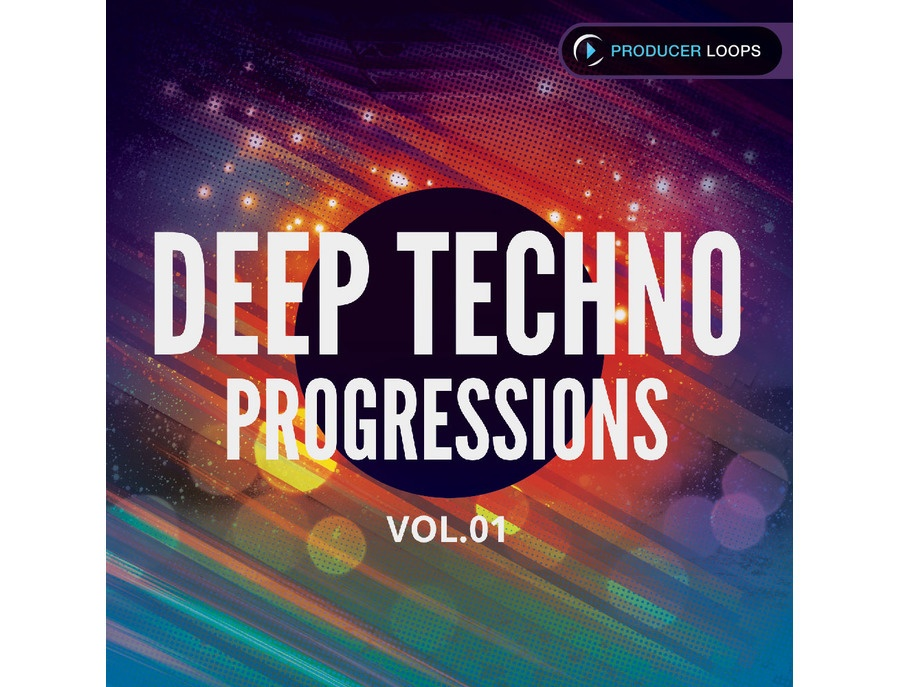 Producer Loops Deep Techno Progressions Vol. 1