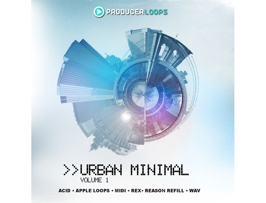 Producer Loops Urban Minimal Volume 1