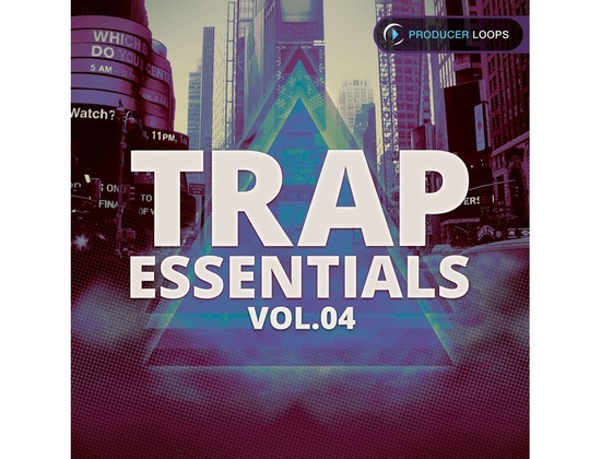 Producer Loops Trap Essentials Vol. 4