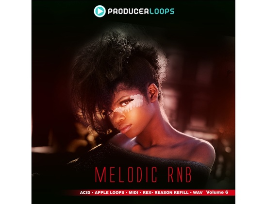 Producer Loops Melodic RnB Vol 6