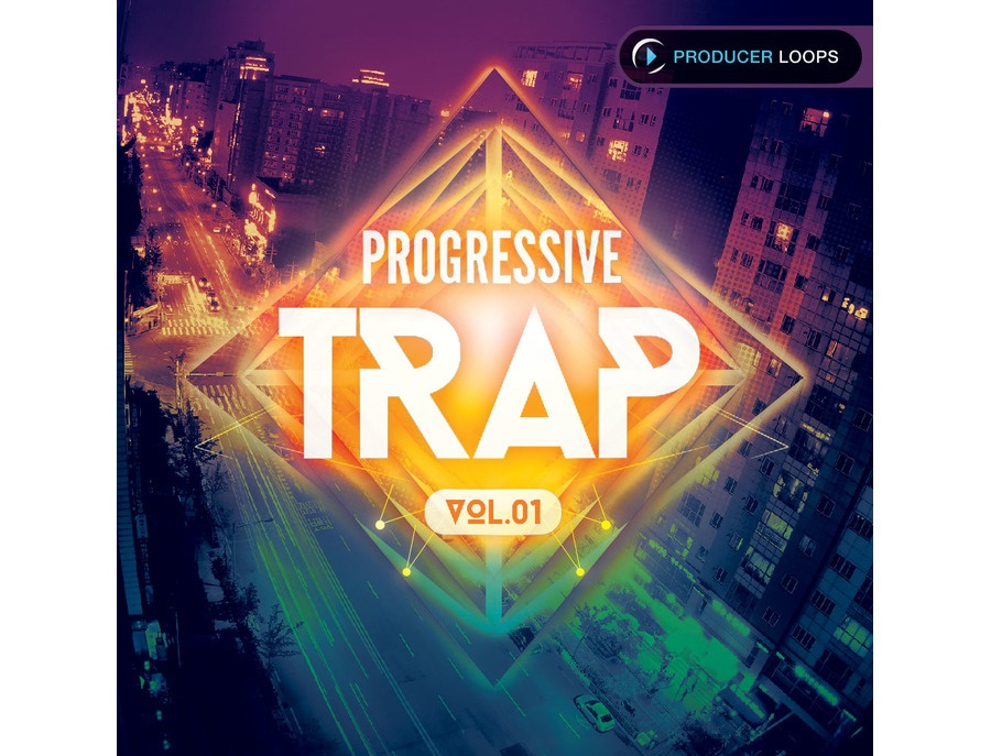 Producer Loops Progressive Trap Vol. 1