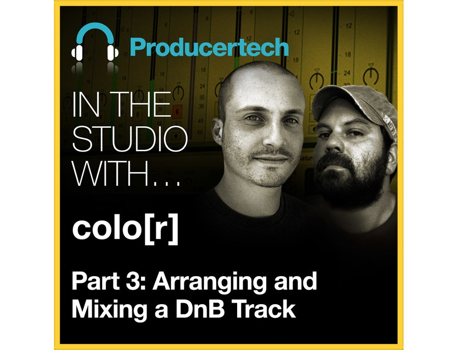 Producertech Arranging and Mixing a DnB Track In Live by colo[r]