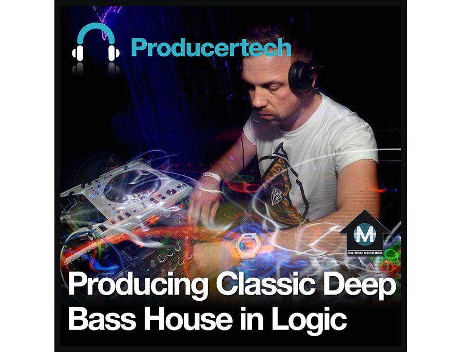 Producertech Producing Classic Deep Bass House in Logic