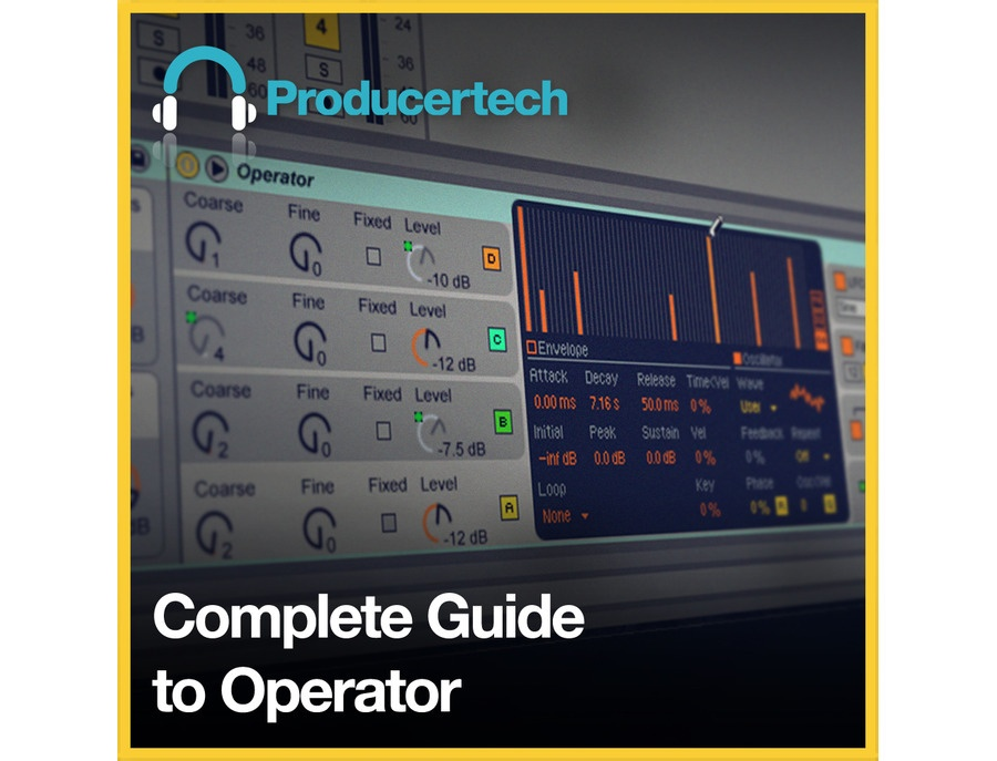 Producertech Complete Guide to Operator